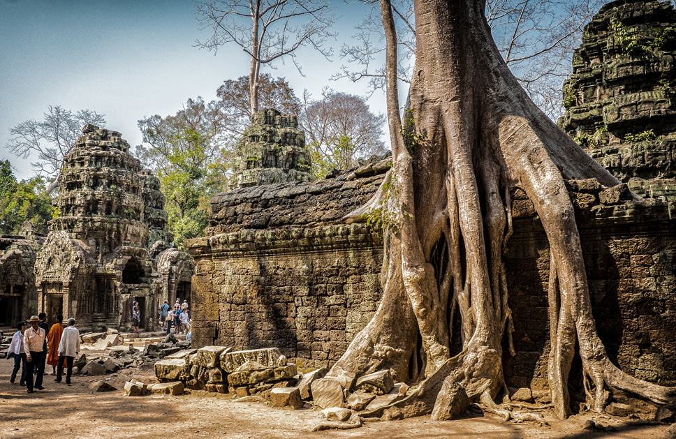 Photo Story: Temples of Angkor