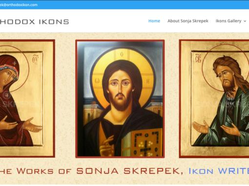 Web Site: Orthodox Ikons